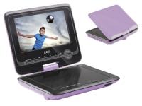 ECG DVP 7708 purple