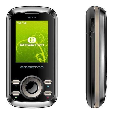 obrázek - GSM EMGETON PICCO Dual SIM