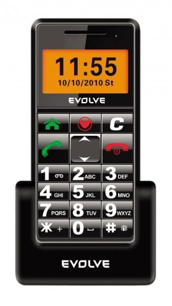 obrázek - GSM EVOLVE Easy GX440 Senior