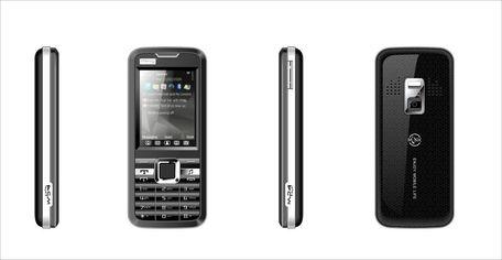 obrázek - GSM mivvy Dual NIO black