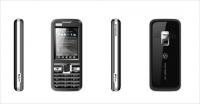 GSM mivvy Dual NIO black