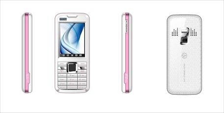 obrázek - GSM mivvy Dual NIO white