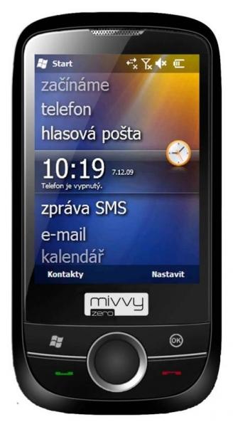 obrázek - GSM mivvy zero