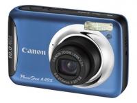 CANON PowerShot A495 modrý