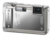 OLYMPUS Mju TOUGH-8010 Silver/N3836492