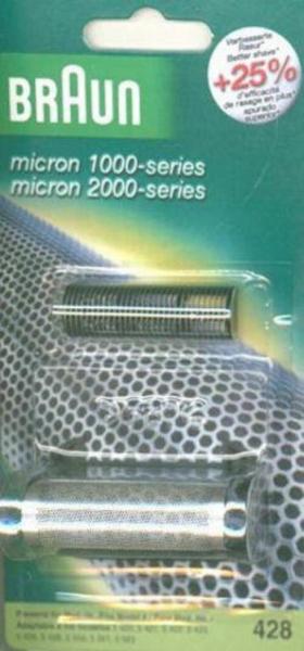 obrázek - BRAUN Combi-pac Micron1000/2000/428