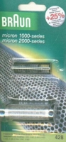 BRAUN Combi-pac Micron1000/2000/428