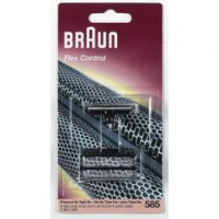 BRAUN Combi-pack 585/ Flex Contro Black