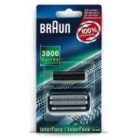 obrázek - BRAUN Combi-pack IF 3000/Inter Face Blac