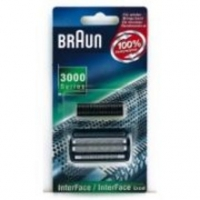 BRAUN Combi-pack IF 3000/Inter Face Blac