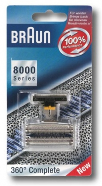 obrázek - BRAUN Combi-pack 360/Activator/51S
