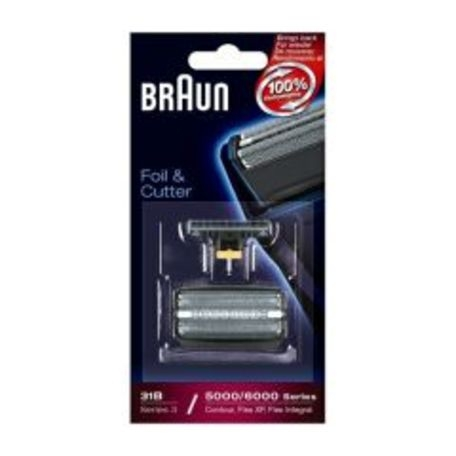obrázek - BRAUN Combi-pack Contour Silver 5000/31S