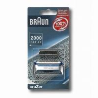 BRAUN Combi-pack Cruzer/FreeControl Silv