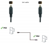 Kabel Xtech PS2-2005 Link Cable